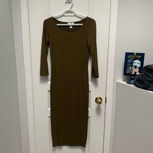 FOREVER 21 | Basic Maxi Dress
